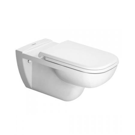 Duravit D-Code Toaleta WC podwieszana 70x36 cm Vital, biała 22280900002
