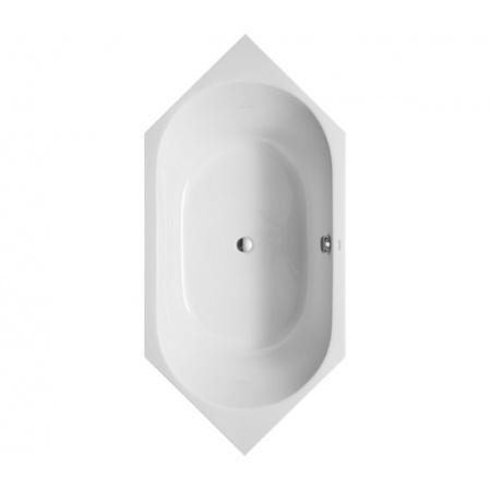 Duravit D-Code Wanna sześciokątna 190x90 cm, biała 700138000000000