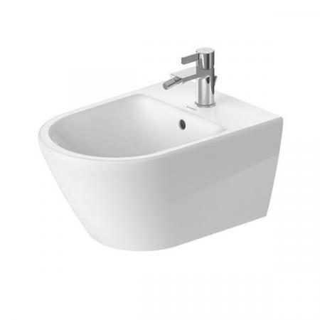 Duravit D-Neo Bidet podwieszany 54x37 cm biały Alpin 2294150000