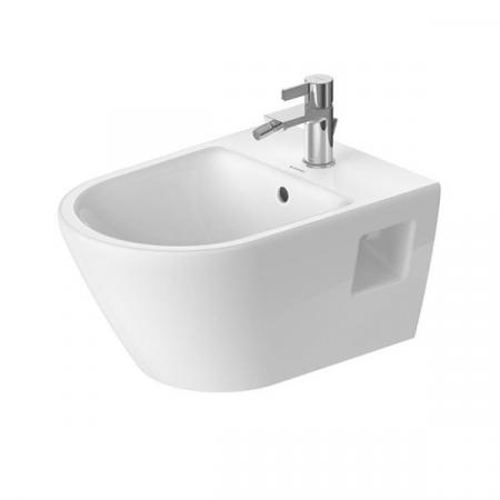 Duravit D-Neo Bidet podwieszany 54x37 cm biały Alpin 2295150000