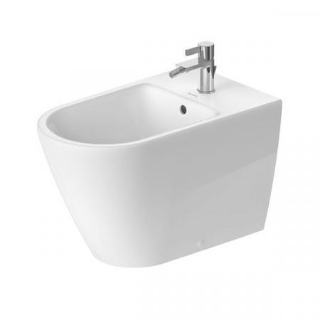 Duravit D-Neo Bidet stojący 65x37 cm biały Alpin 2294100000