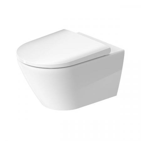 Duravit D-Neo Toaleta WC 54x37 cm bez kołnierza biała Alpin 2577090000