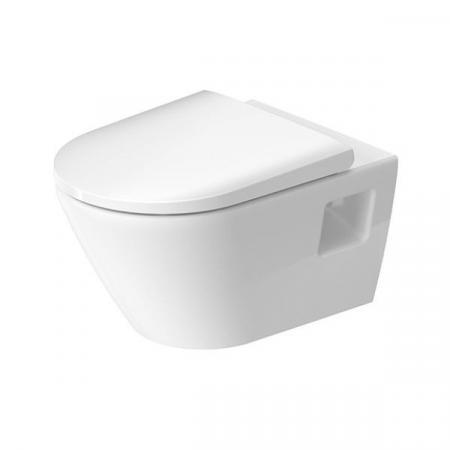Duravit D-Neo Toaleta WC 54x37 cm bez kołnierza biała z powłoką 2578092000