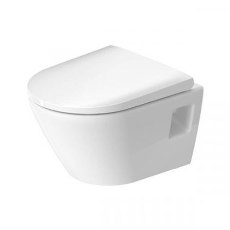 Duravit D-Neo Toaleta WC 54x37 cm bez kołnierza biała z powłoką 2587092000