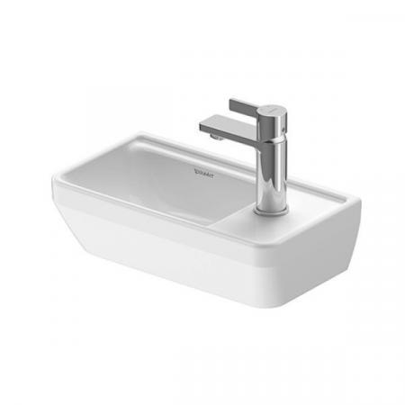 Duravit D-Neo Umywalka wisząca mała 40x22 cm biała Alpin 0739400041