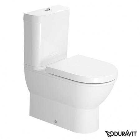 Duravit Darling New Miska WC stojąca 37x63 cm, lejowa, biała 2138090000