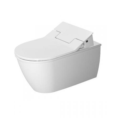 Duravit Darling New Toaleta WC podwieszana 62x37 cm z powłoką Wondergliss, biała 25445900001
