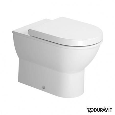 Duravit Darling New Miska WC stojąca 37x57 cm, lejowa, biała z powłoką WonderGliss 21390900001