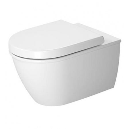 Duravit Darling New Toaleta WC podwieszana 37x54 cm HygieneGlaze, biała 2545092000