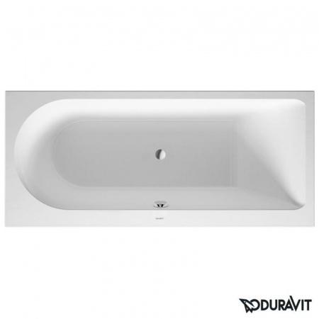 Duravit Darling New Wanna prostokątna 170x70 cm, prawa, biała 700241000000000