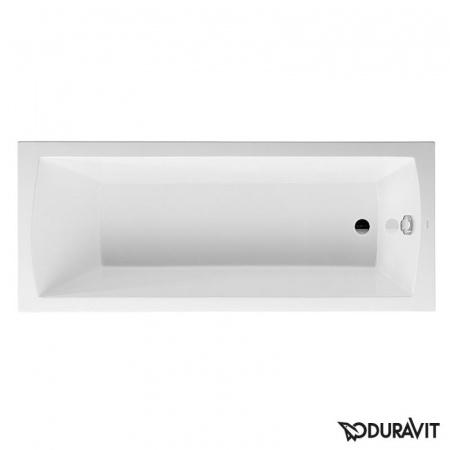 Duravit Daro Wanna prostokątna 170x75 cm, biała 700027000000000