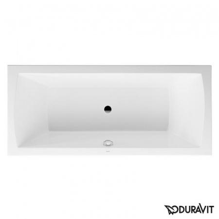 Duravit Daro Wanna prostokątna 180x80 cm, biała 700027000000000