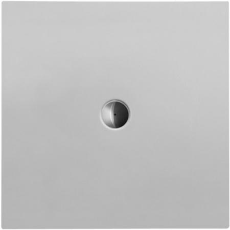 Duravit Duraplan Brodzik wpuszczany w podłogę 100x100 cm, biały z powłoką Antislip 720085000000001