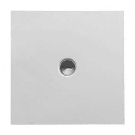 Duravit Duraplan Brodzik wpuszczany w podłogę 120x120 cm, biały z powłoką Antislip 720089000000001