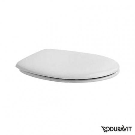 Duravit Duraplus Deska sedesowa wolnoopadająca, biała 0064290000