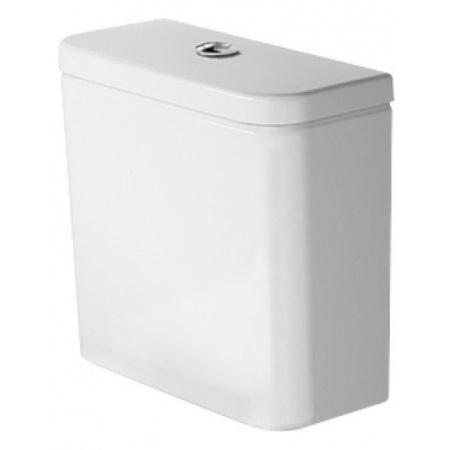 Duravit Durastyle Basic Spłuczka WC kompaktowa 39x17 cm 6/3 l Dual Flush doprowadzenie prawe lub lewe, biała 0941000005