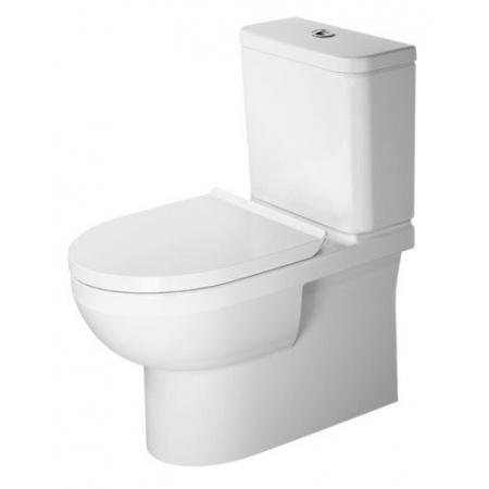 Duravit Durastyle Basic Toaleta WC kompaktowa 65x36,5 cm Rimless bez kołnierza, biała 2182090000