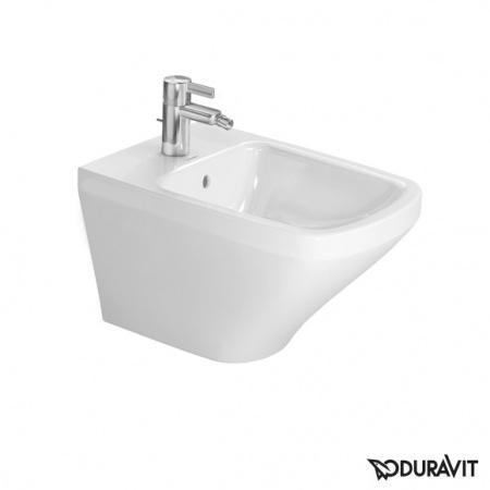 Duravit DuraStyle Bidet podwieszany 37x54 cm, z przelewem, biały 2287150000