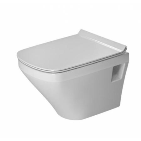 Duravit DuraStyle ToaletaWC podwieszana48x37 cm Compact krótka z powłoką WonderGliss, biała 25390900001