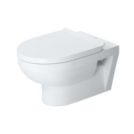 Duravit Durastyle Basic Toaleta WC podwieszana 54x36,5 cm Rimless bez kołnierza z powłoką WonderGliss, biała 25620900001
