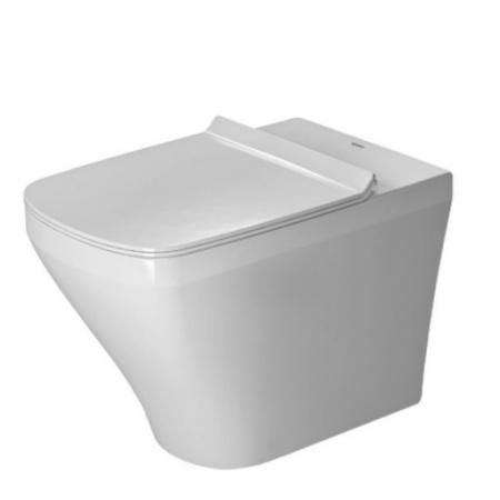 Duravit DuraStyle Miska WC stojąca 37x57 cm, lejowa, biała z powłoką WonderGliss 21500900001
