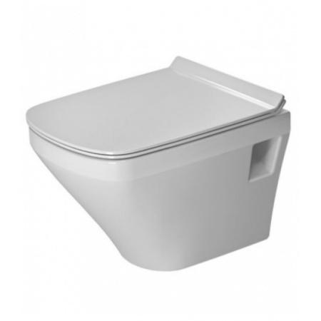 Duravit DuraStyle Toaleta WC podwieszana 48x37 cm Compact krótka HygieneGlaze, biała 2539092000