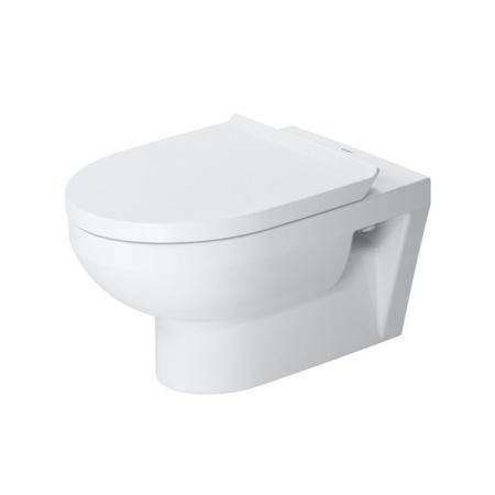 Duravit Durastyle Basic Toaleta WC podwieszana 54x36,5 cm Rimless bez kołnierza HygieneGlaze, biała 2562092000