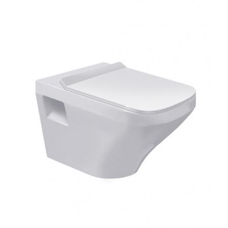 Duravit DuraStyle Toaleta WC podwieszana 54x37 cm HygieneGlaze, biała 2536092000