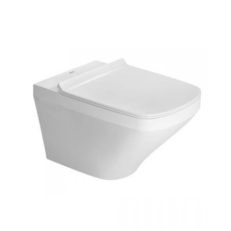 Duravit DuraStyle Toaleta WC podwieszana 54x37 cm Rimless bez kołnierza HygieneGlaze, biała 2551092000