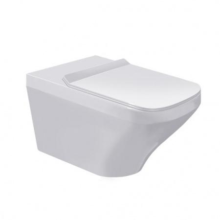 Duravit DuraStyle Toaleta WC podwieszana 62x37 cm HygieneGlaze, biała 2537092000