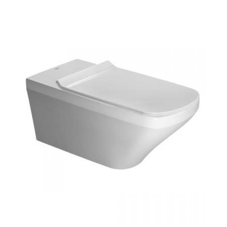 Duravit DuraStyle Toaleta WC podwieszana 70x37 cm Vital Rimless bez kołnierza HygieneGlaze, biała 2559092000