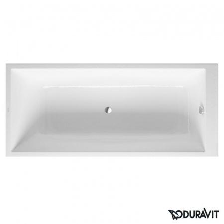 Duravit Durastyle Wanna prostokątna 170x75 cm, biała 700231000000000