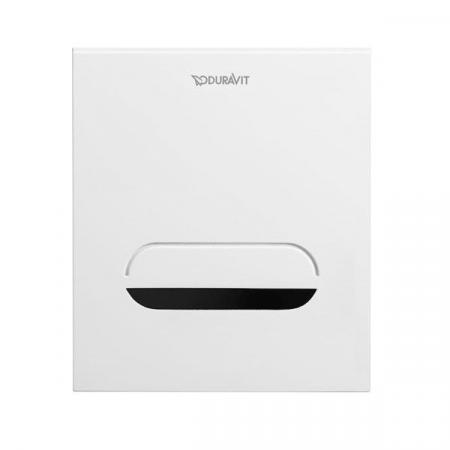 Duravit DuraSystem Przycisk spłukujący A2 na baterię do pisuaru, biały WD5006013000