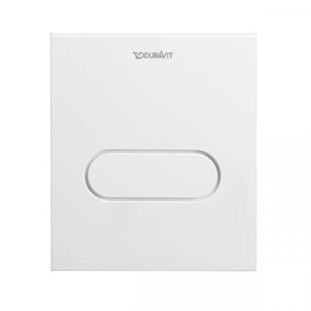 Duravit DuraSystem Przycisk spłukujący A1 do pisuaru, biały WD5004011000