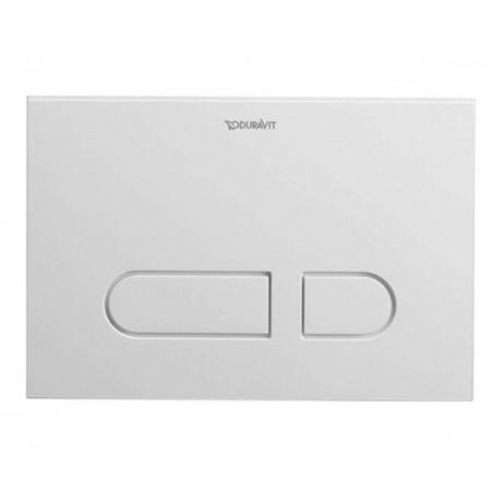 Duravit DuraSystem Przycisk spłukujący A1 do WC, biały WD5001011000