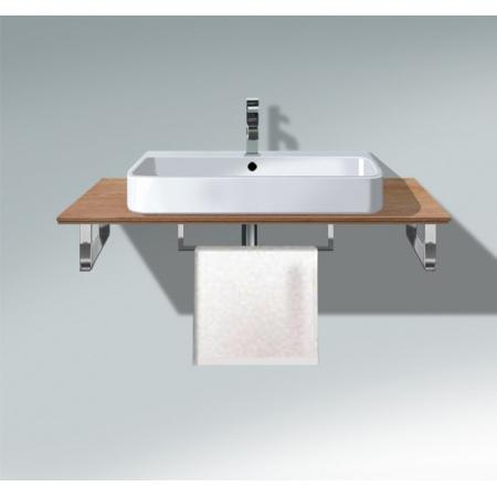 Duravit Fogo Wieszak na ręczniki 50 cm, chrom UV9985