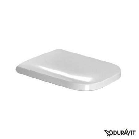 Duravit Happy D.2 Deska sedesowa wolnoopadająca, biała 0064590000