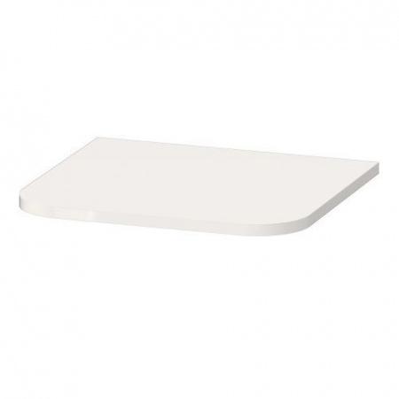 Duravit Happy D.2 Plus Konsola do szafki umywalkowej 65x48 cm, biały wysoki połysk HP031B02222