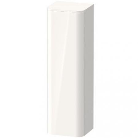 Duravit Happy D.2 Plus Słupek wiszący 40x36x133,6 cm, biały wysoki połysk HP1261L2222