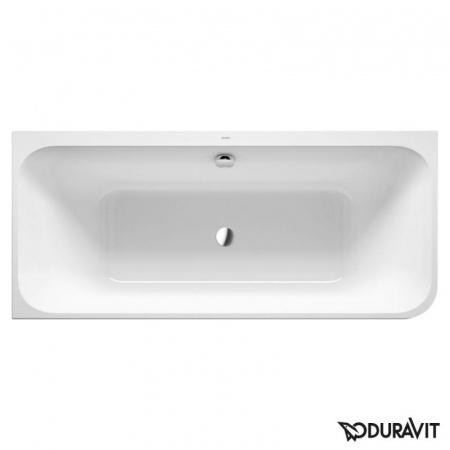 Duravit Happy D.2 Wanna narożna lewa 180x80 cm, biała 700316000000000