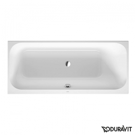 Duravit Happy D.2 Wanna prostokątna 160x70 cm, biała 700309000000000