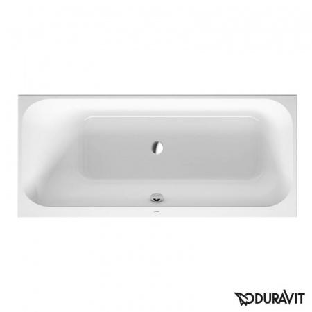 Duravit Happy D.2 Wanna prostokątna 160x70 cm, lewa, biała 700308000000000