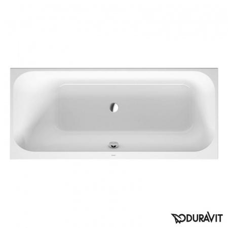 Duravit Happy D.2 Wanna prostokątna 170x70 cm, biała 700310000000000