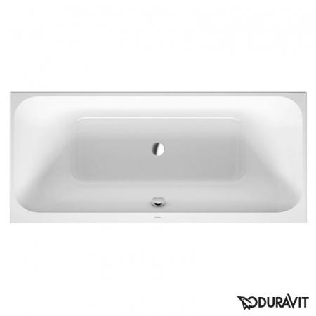 Duravit Happy D.2 Wanna prostokątna 180x80 cm, biała 700314000000000