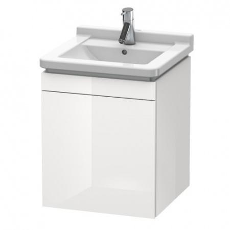 Duravit L-Cube Szafka umywalkowa 46x44,7x55,8 cm, biała wysoki połysk LC6168L2222
