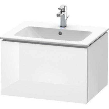 Duravit L-Cube Szafka umywalkowa 62x48,1x40 cm, biała wysoki połysk LC614002222