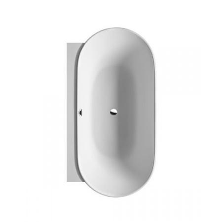 Duravit LUV Wanna owalna przyścienna 180x95 cm, biała 70043300000000