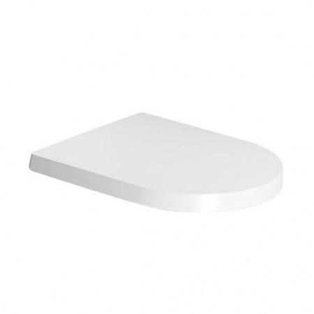 Duravit ME by Starck Deska sedesowa wolnoopadająca, biała 0020090000