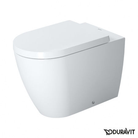 Duravit ME by Starck Miska WC stojąca 37x60 cm, lejowa, biała 2169090000