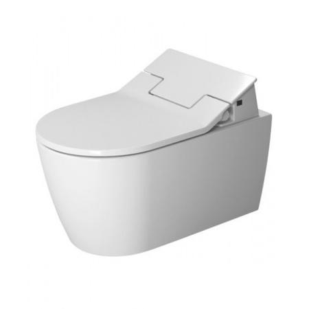 Duravit ME by Starck Toaleta WC podwieszana 57x37 cm Rimless bez kołnierza, biała 2529590000